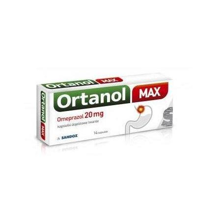 Ortanol Max marki Sandoz - zdjęcie nr 1 - Bangla
