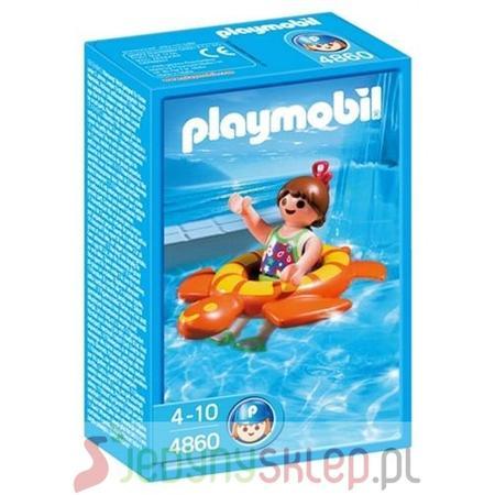 Dziewczynka Z Kołem Plażowym, 4860 marki Playmobil - zdjęcie nr 1 - Bangla