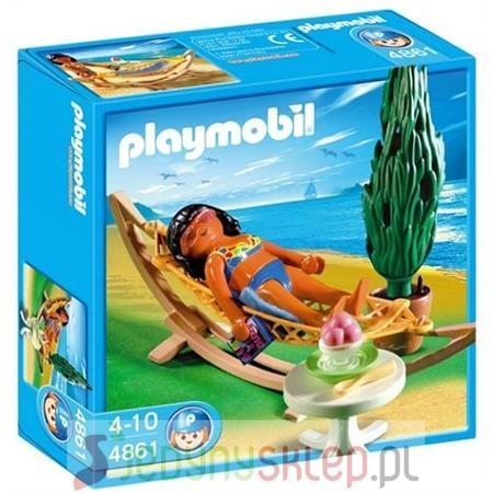Kobieta Na Hamaku 4861 marki Playmobil - zdjęcie nr 1 - Bangla