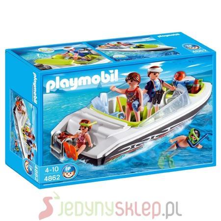 Ekskluzywna Łódź Sportowa 4862 marki Playmobil - zdjęcie nr 1 - Bangla