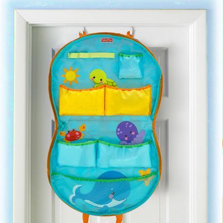 Organizer na akcesoria i zabawki w łazience, 52026 marki Fisher-Price - zdjęcie nr 1 - Bangla