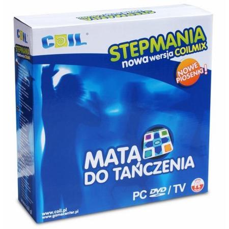 Stepmania, Mata do tańczenia TV marki Coil - zdjęcie nr 1 - Bangla