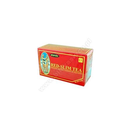 Red-Slim Tea, herbatka FIX marki Elanda - zdjęcie nr 1 - Bangla