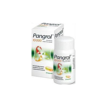 Pangrol marki Berlin Chemie AG - zdjęcie nr 1 - Bangla