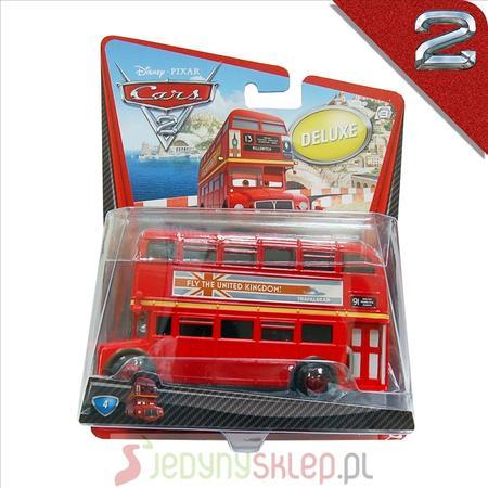 Cars 2 Auta Duże Pojazdy Deluxe, V2843 marki Mattel - zdjęcie nr 1 - Bangla
