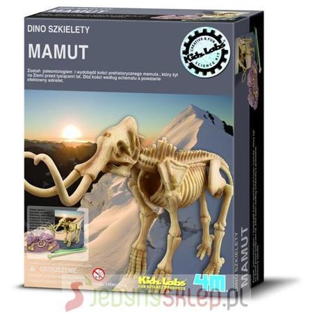 Wykopaliska Mamut / Stegozaur / Brachiozaur marki Russell - zdjęcie nr 1 - Bangla