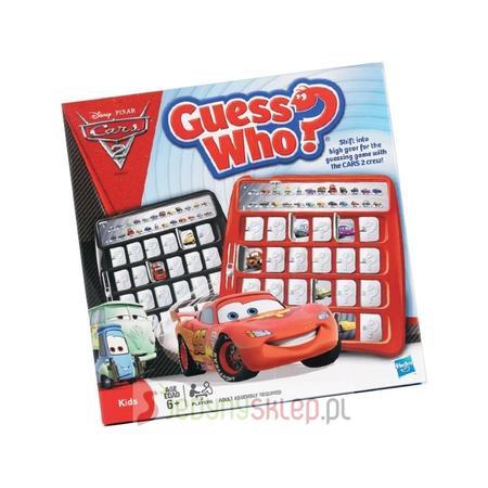 Cars 2 Zgadnij Kto To?, 28972 marki Hasbro - zdjęcie nr 1 - Bangla