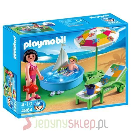 Dziecięcy Basenik 4864 marki Playmobil - zdjęcie nr 1 - Bangla