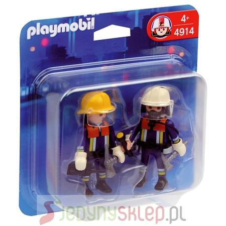 Grupa Strażaków 4914 marki Playmobil - zdjęcie nr 1 - Bangla