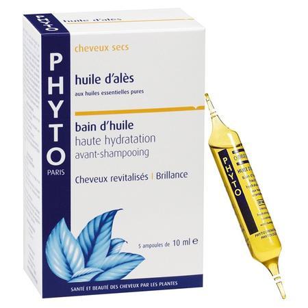 Huile d'Ales, intensywnie nawilżający olejek na bazie naturalnych olejków eterycznych marki Phyto - zdjęcie nr 1 - Bangla