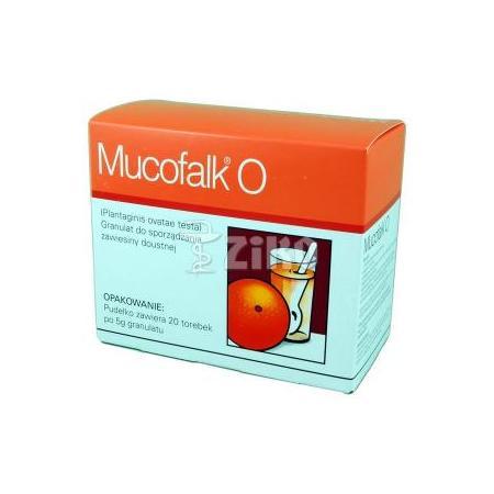 Mucofalk O granulat marki Dr Falk Pharma - zdjęcie nr 1 - Bangla