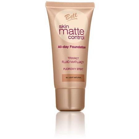Skin Matte Control. Trwały fluid matujący marki Bell - zdjęcie nr 1 - Bangla
