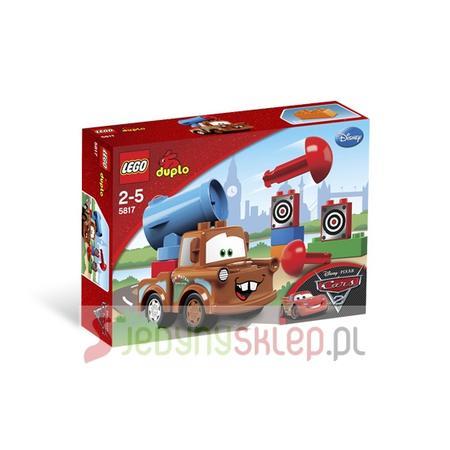 Duplo Agent Złomek 5817 marki Lego - zdjęcie nr 1 - Bangla