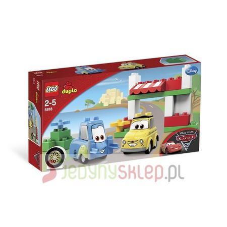 Duplo Luigi i Jego Włoski Dom 5818 marki Lego - zdjęcie nr 1 - Bangla