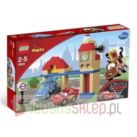 Duplo Big Bentley 5828 marki Lego - zdjęcie nr 1 - Bangla
