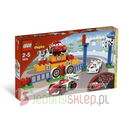 Duplo Międzynarodowe Wyścigi Grand, 5839 marki Lego - zdjęcie nr 1 - Bangla