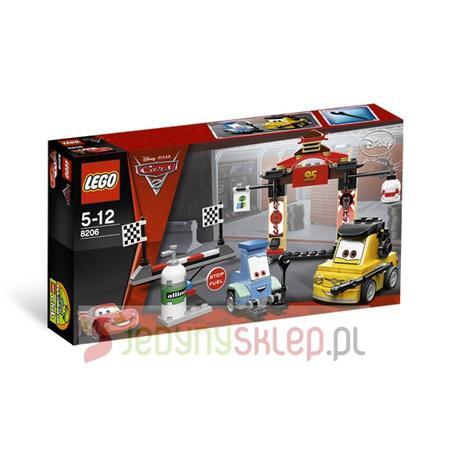 Cars Stanowisko Postojowe Tokio 8206 marki Lego - zdjęcie nr 1 - Bangla