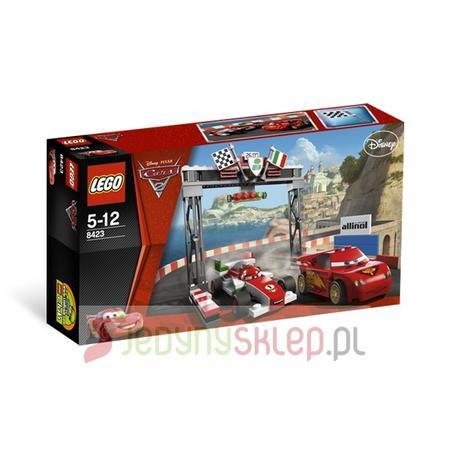 Cars Międzynarodowe Wyścigi 8423 marki Lego - zdjęcie nr 1 - Bangla