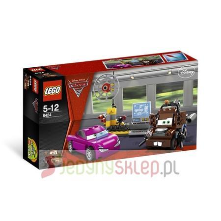 Cars Złomek Superszpieg 8424 marki Lego - zdjęcie nr 1 - Bangla