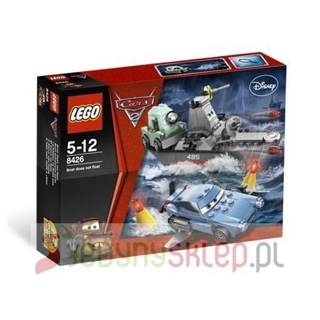 Cars Morska Ucieczka 8426 marki Lego - zdjęcie nr 1 - Bangla