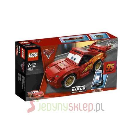Cars Zygzak McQueen Superkonstrukcja, 8484 marki Lego - zdjęcie nr 1 - Bangla