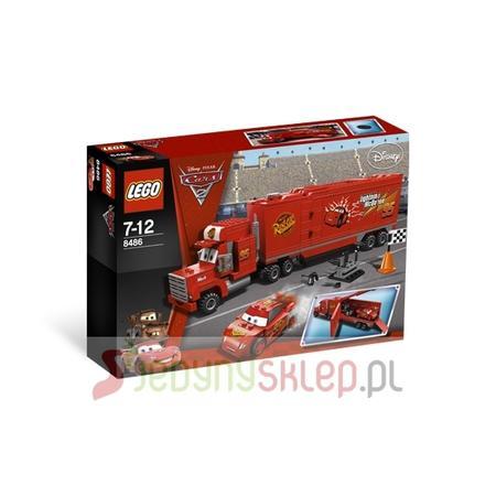 Cars Ciężarówka Maniek 8486 marki Lego - zdjęcie nr 1 - Bangla