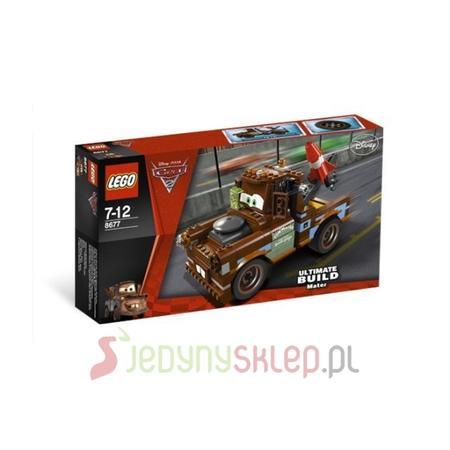 Cars Złomek Superkonstrukcja 8677 marki Lego - zdjęcie nr 1 - Bangla
