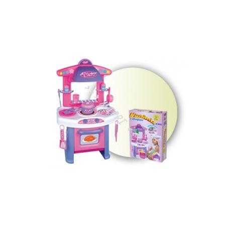 Kuchnia z dźwiękami k302 marki 3m Toys - zdjęcie nr 1 - Bangla