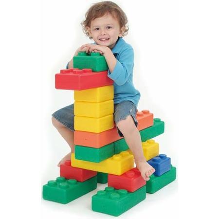 Olbrzymie Klocki Brick Me, C0002 marki Weplay - zdjęcie nr 1 - Bangla