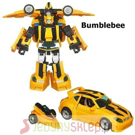Transformers Deluxe 98447 marki Hasbro - zdjęcie nr 1 - Bangla