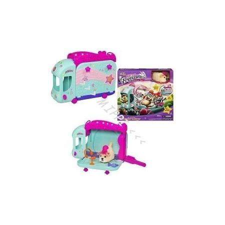 Furry Frenzies, Zoomin' Stage, Rockowy Autobus 29153 marki Hasbro - zdjęcie nr 1 - Bangla