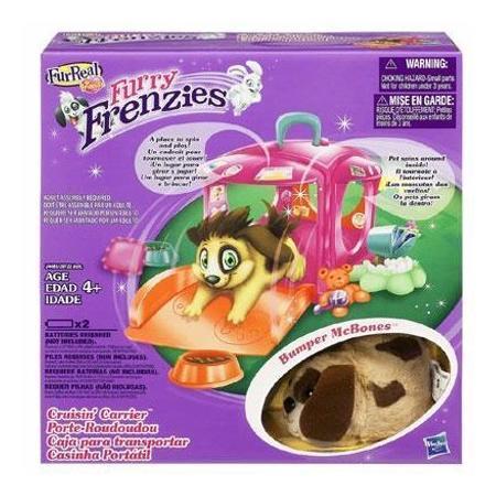 Furry Frenzies, Mini domek 20722 marki Hasbro - zdjęcie nr 1 - Bangla