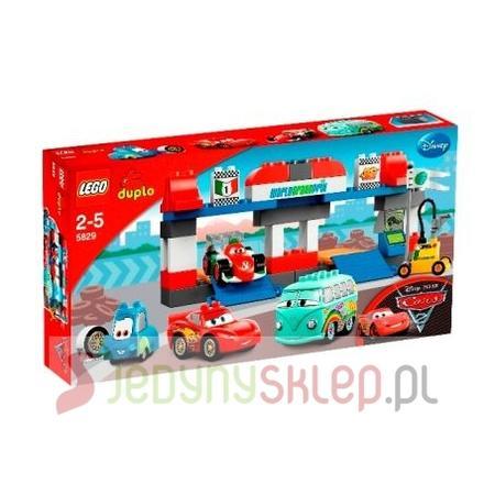 Duplo Punkt Serwisowy 5829 marki Lego - zdjęcie nr 1 - Bangla