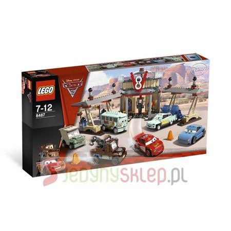 Cars Kawiarnia Loli 8487 marki Lego - zdjęcie nr 1 - Bangla