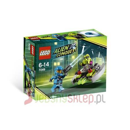 Alien Conquest, Pogromca Kosmitów 7049 marki Lego - zdjęcie nr 1 - Bangla