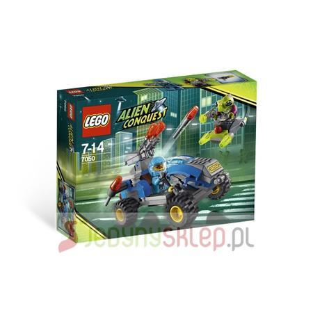 Alien Conquest, Obrońca Przed Kosmitami 7050 marki Lego - zdjęcie nr 1 - Bangla