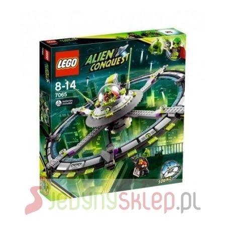 Alien Conquest, Statek Matka Kosmitów 7065 marki Lego - zdjęcie nr 1 - Bangla