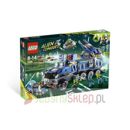 Alien Conquest, Dowództwo Obrony Ziemi 7066 marki Lego - zdjęcie nr 1 - Bangla