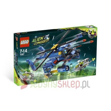 Alien Conquest, Spotkanie Z Jetkopterem 7067 marki Lego - zdjęcie nr 1 - Bangla