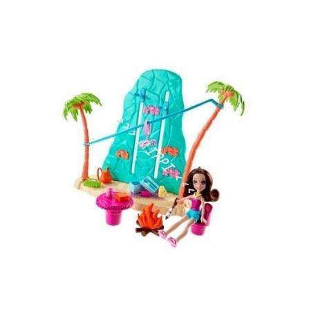 Polly Pocket Przygoda na wyspie V7956 marki Mattel - zdjęcie nr 1 - Bangla