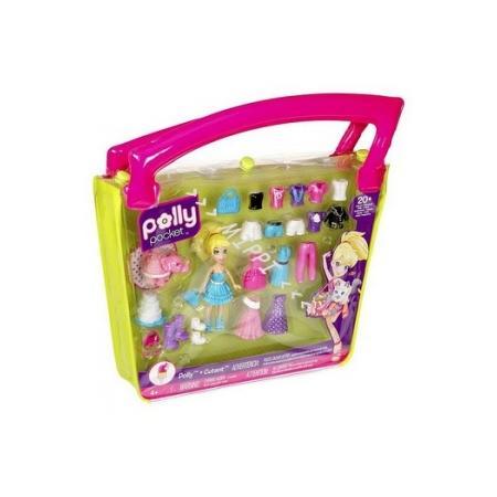 Polly Pocket Świat smakołyków T1230 marki Mattel - zdjęcie nr 1 - Bangla