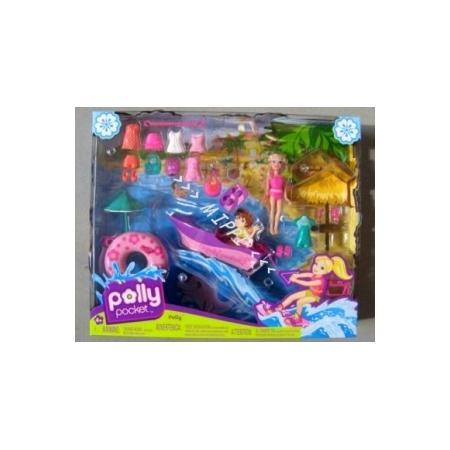 Polly Pocket Sportowy Dzień P5464 marki Mattel - zdjęcie nr 1 - Bangla