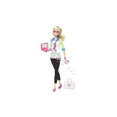 Barbie jako informatyk T7173 marki Mattel - zdjęcie nr 1 - Bangla