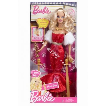 Barbie Gwiazda filmowa T7171 marki Mattel - zdjęcie nr 1 - Bangla