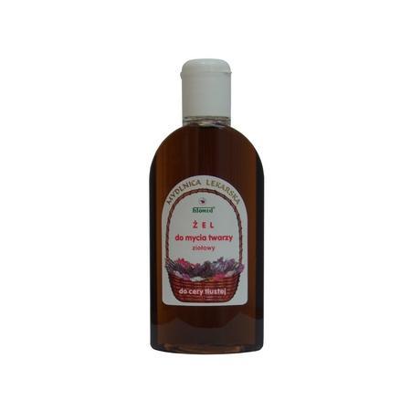 Żel do mycia twarzy ziołowy, do cery tłustej marki Fitomed - zdjęcie nr 1 - Bangla