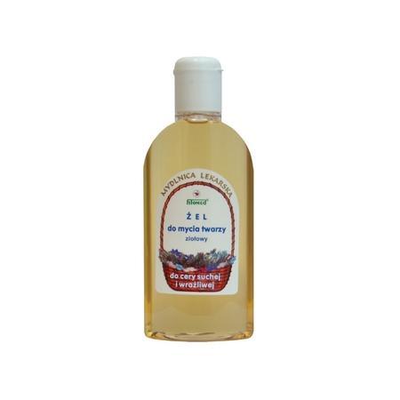 Żel do mycia twarzy ziołowy, do cery suchej i wrażliwej marki Fitomed - zdjęcie nr 1 - Bangla