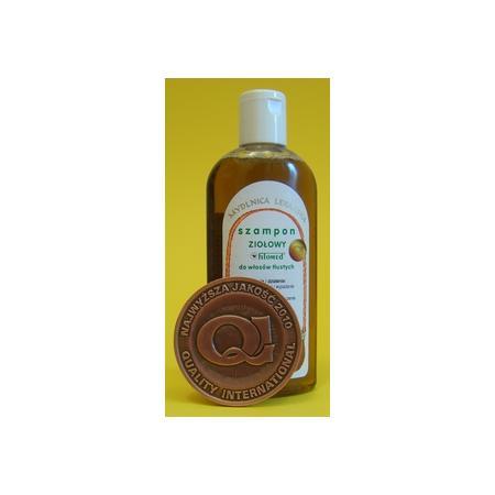 Szampon ziołowy do włosów tłustych marki Fitomed - zdjęcie nr 1 - Bangla