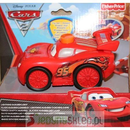 Cars 2 Auta Samochody - Latarki W1660 marki Fisher-Price - zdjęcie nr 1 - Bangla