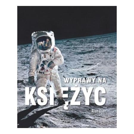 Wyprawy na Księżyc + DVD z nagraniami NASA marki Wydawnictwo AWM - zdjęcie nr 1 - Bangla