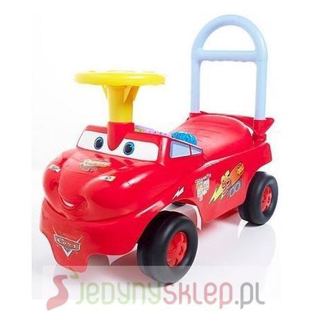 Jeździk Auta Cars 2 McQueen, 36194/Złomek 36202  marki KiddieLand - zdjęcie nr 1 - Bangla